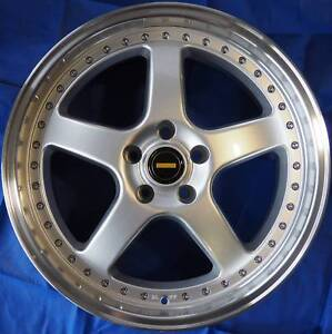 SET OF FOUR (4) FORGE AUTO 20x8.5 5/120 et45 FA-5 Ferntree Gully Knox Area Preview