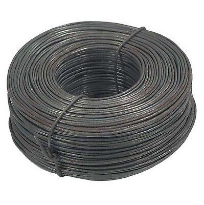 3.5lb Tie Wire Coil Black Band