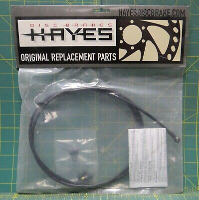 Hayes Disc Brakes Stroker-Trail/Carbon & E.C. Rear Hose Kit 1600mm PN: 98-17731 (Hayes Stroker Disc Brakes)
