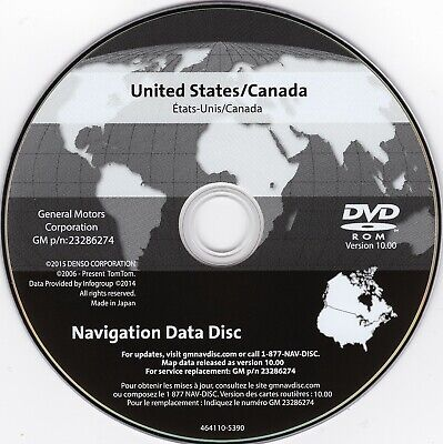 2005-2011-Cadillac-STS-NEW-Navigation-DVD-Map-Update-p-n-23286274-v-10-0-GPS Ha