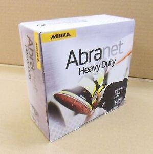 25-Abranet-HD-Heavy-Duty-Top-Muelas-abrasivas-150-mm-15-compartimento-agujereado