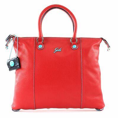 Convertible Schulter Tasche (Gabs G3 Plus Convertible Flat Shopping Bag Schultertasche Tasche Blood Rot)