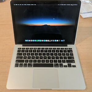 "MacBook Pro Retina 13"" 8gb RAM 128gb SSD perfect condition"