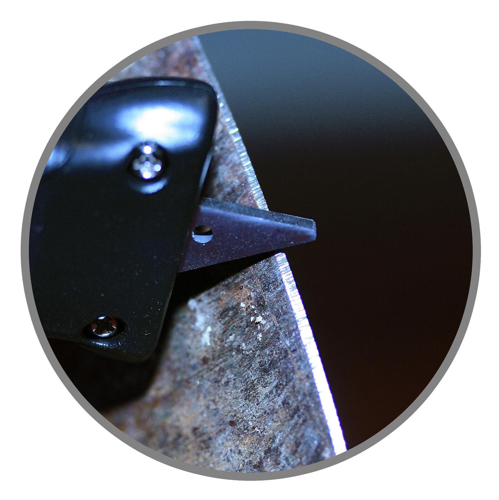 Turbo Schärfer  DAS ORIGINAL *NEU*  Messerschärfer -Schleifgerät -Schärfgerät