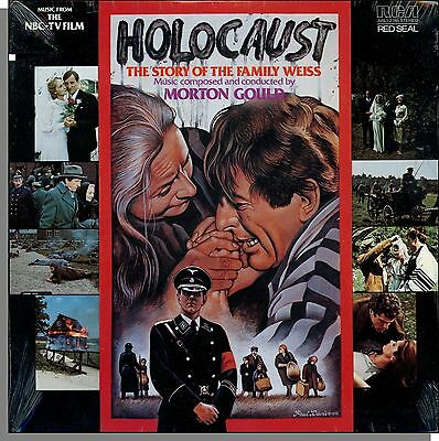 Holocaust: The Story of the Family Weiss - New 1978 Soundtrack LP