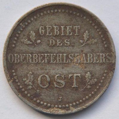 Deutsches Reich 3 Kopeken 1916 (J)