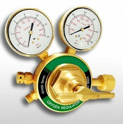 Oxygen Gas Welding Regulator Medium Duty For Cutting Cga540 Sr250-540