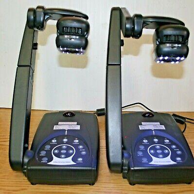 Avermedia Avervision 300p Portable Document Camera Overhead Projector Lot 2 Ea