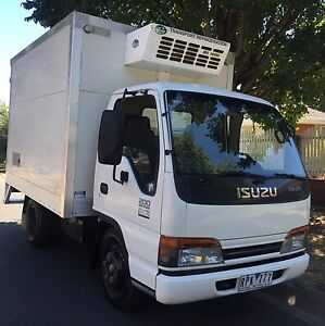 2002 Isuzu NKR 200 (Short) Altona North Hobsons Bay Area Preview
