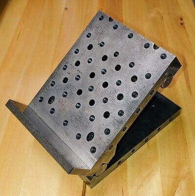 Unbranded 6 X 5 Sine Angle Plate