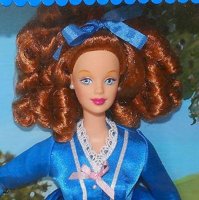 Barbie 1990s Doll Fairytale Nursery Rhyme Mary Had a Little Lamb NRFB Mattel