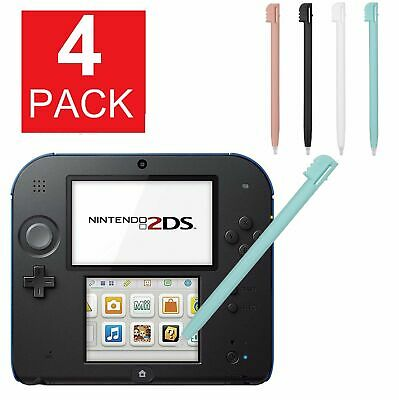 4-Pack Color TOUCH STYLUS PEN FOR NINTENDO NDS DS LITE DSL video game accessory Styluses