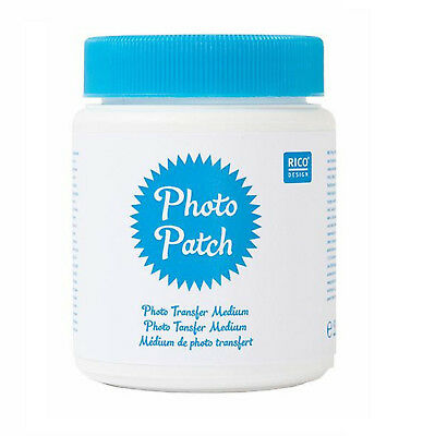250ml Photo Patch Foto Transfer Medium Photo Potch Fototransfermittel