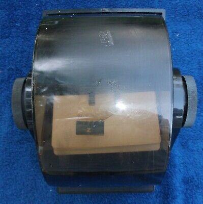 Rolodex Vintage Model No. Drf 24c Rotating Index Card File Office Used Spins