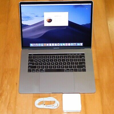 Apple MacBook Pro 15-inch 2017 2.8GHz i7 500GB 16GB RAM 2GB Radeon Pro 555 Touch
