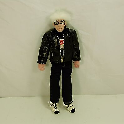 (ANDY WARHOL Collection doll #1035 of 5,000, w/Campbells Soup tee shirt, 15