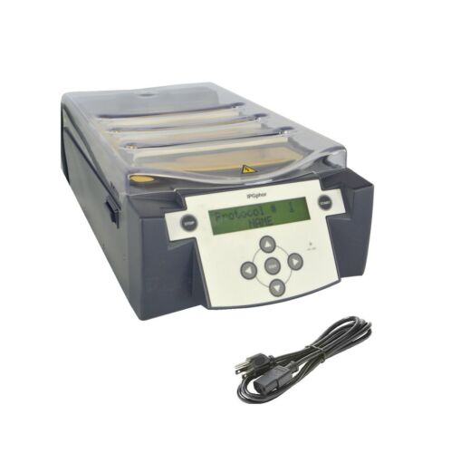 Ettan Amersham IPGphor IEF Unit Isoelectric Focusing System 2D Electrophoresis