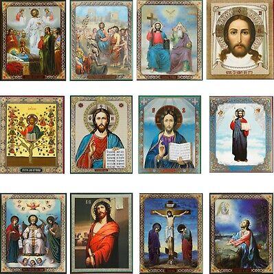 Jesus Chris Variations  Russian Icon Спаситель Исус Иконы Ο Ιησούς Χριστός