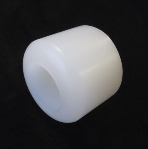 THUMB - ARCHER Ring WHITE Peking GLASS Chinese ANTIQUE