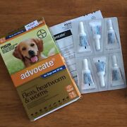 Large Dog flea and worm treatment (Advocate) Hocking Wanneroo Area Preview