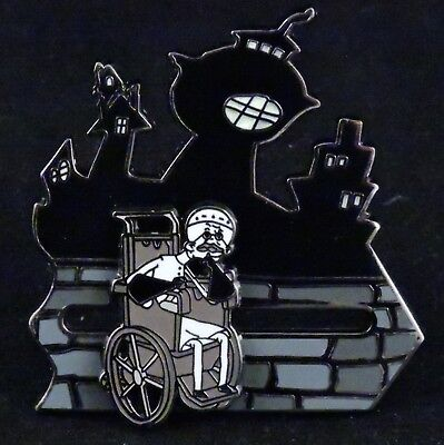 Disney Dr. Finkelstein Pin DLR Halloweentown Collection 2005 Pin NBC LE 1500
