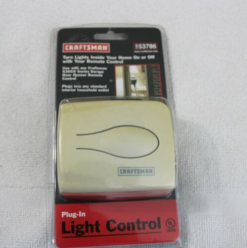 Craftsman Plug-In Light Control # 953786