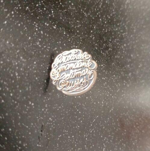 SITMAR CRUISES CIRCOLO DEL COMANDANTE LAPEL PIN TIFFANY & CO STERLING SILVER