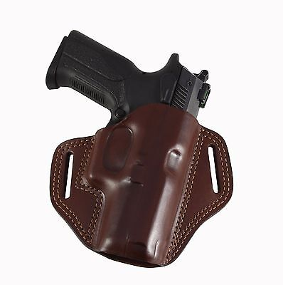 Sig Sauer P250Dcc OWB Leather belt holster  for sale  Shipping to Canada