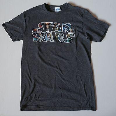 Original Star Wars Characters (Star Wars Mens characters Shirt  S M  XL XXL NWOT original star wars original  )