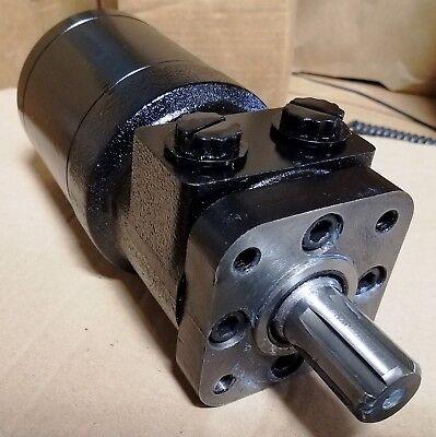 Brand New 22.6 Cid Hydraulic Motor  Bmrs-375-h4-s-s
