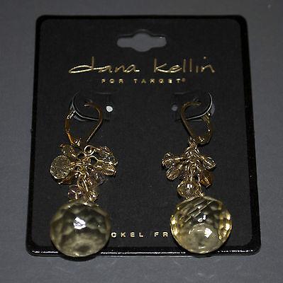Dana Kellin For Target Drop Earrings Sold Out