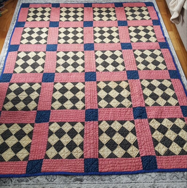 Antique Quilt Early 1900