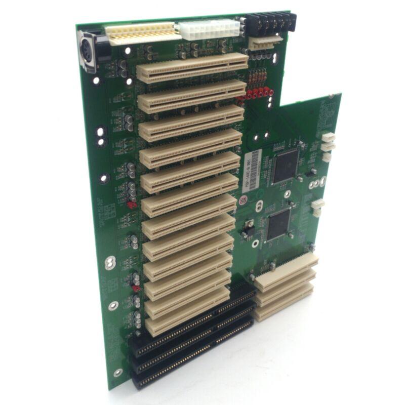 Portwell PBP-14AC-B Computer Backplane, AT/ATX, 3x PCI-ISA, 12x PCI, PICMG 1.0