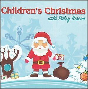 PATSY BISCOE - CHILDREN'S CHRISTMAS WITH PATSY CD ~ ABC KIDS ~ AUSTRALIAN *NEW*