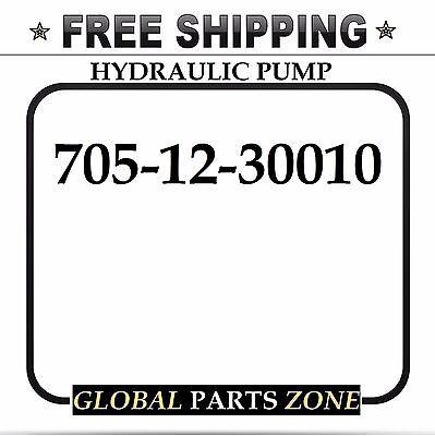New Hydraulic Pump For Komatsu Pc400-1 705-12-30010 7051230010 Free Shipping