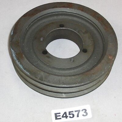 Nsnb - Sheave Pulley Double Groove Taper Lock Pulley Vee Belt A Or B Belt 8