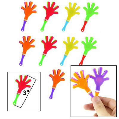 Mini Hand Clappers/Clakkers (12 Pack) 3