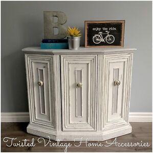 Refinished Vintage Cabinet