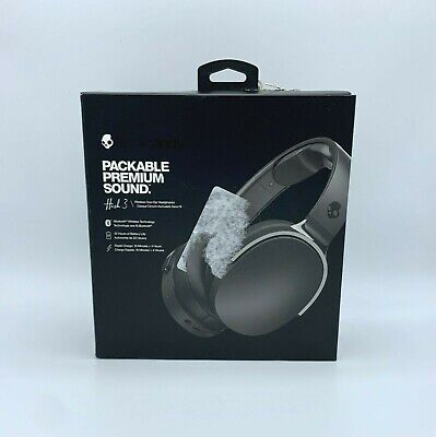 Skullcandy Hesh 3 Packable Premium Sound Earphones - Black