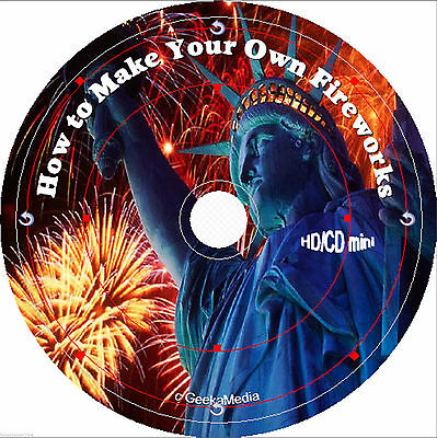 4th Of July Party Games (How to Make Fireworks on CD 4th of July celebrations wedding party)