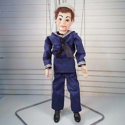 "SAILOR Hazelle's ""Talking"" Marionettes No. 308 (USA, 1953-1980)"