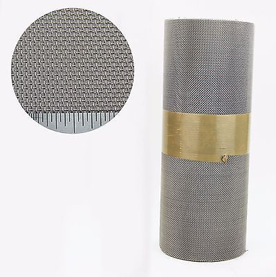 BUDGET RODENT MESH ROOFING ROLL - 6M X 300MM - STAINLESS STEEL - EASY TO CUT