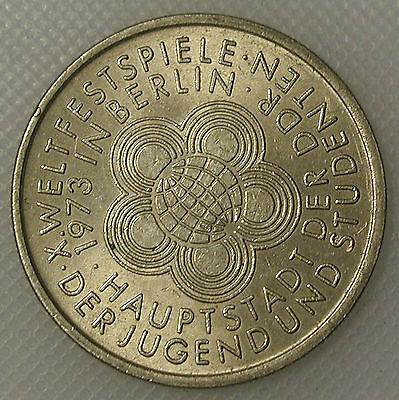 DDR 10 Mark 1973 Weltfestspiele