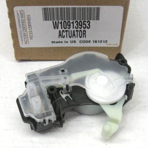OEM Original Whirlpool W10913953 ACTUATOR W10815026,  W10913953VP