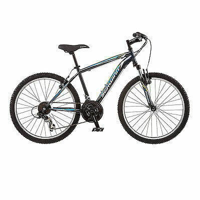 Schwinn 24 Boys High Timber Mountain Bike,14-Inch/Small Frame- S2448B Cycles