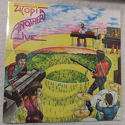 Todd Rundgrens Utopia  Another Live  Direct Metal Mastering  Dmm  New   S S  Lp