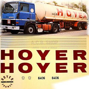 RENAULT-HOYER-FRANCIA-FRANCIA-F-1-87-Camion-decalcomania-AUTOCARRO