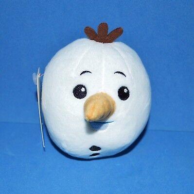 Hallmark Olaf Frozen Christmas Fluffball Ornaments NWT