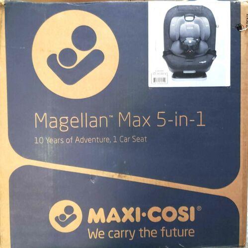 *OPEN BOX* Maxi-Cosi Magellan Max 5-in-1 Car Seat - Nomad Black *BOX DISTRESSED*
