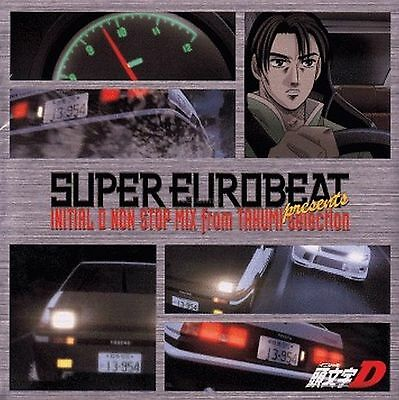Details about 0779 New Super Eurobeat INITIAL D NON-STOP MIX from ... Initial D Beat Of The Rising Sun Mp3